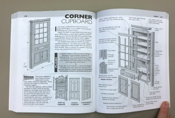 "Suggested Reading – ""Illustrated Cabinetmaking"" 