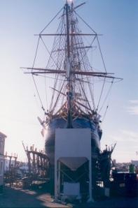 dock in 1994