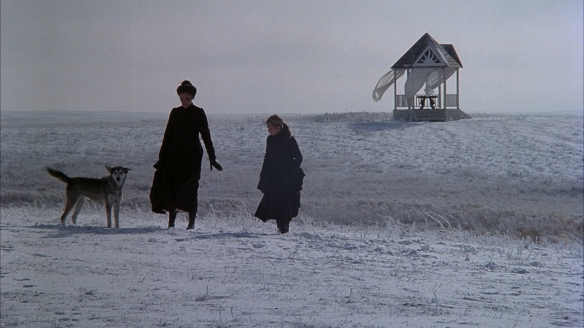 Scene from Days Of Heaven - Production Designer Jack Fisk