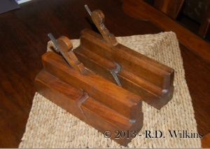 wood moulding planes