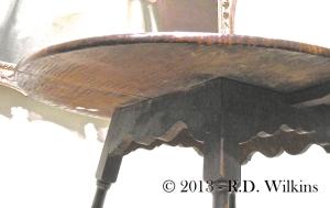 table top bottom