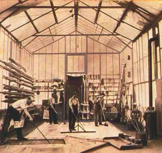 Mèliés' Montreuil Studio