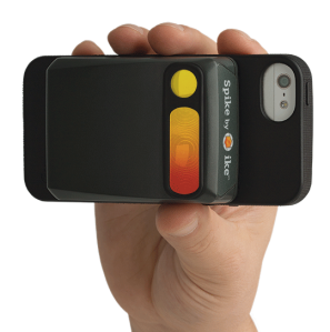 The Spike GPS device for smartphones and tablets